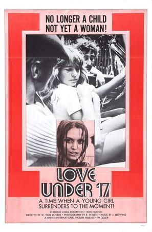 Liebe unter siebzehn - Movie Poster (thumbnail)