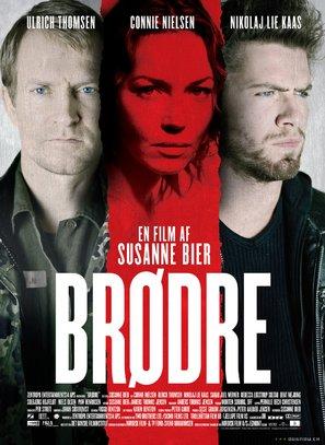 Brødre - Danish Movie Poster (thumbnail)