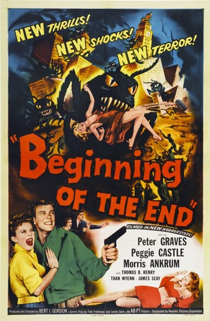 Beginning of the End - Movie Poster (thumbnail)