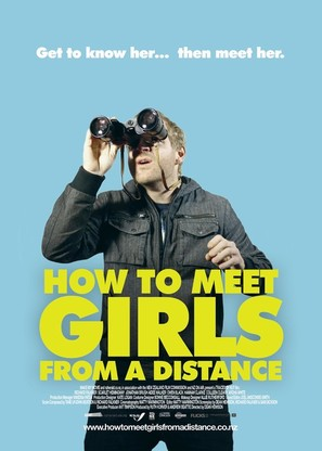 How to Meet Girls from a Distance - New Zealand Movie Poster (thumbnail)