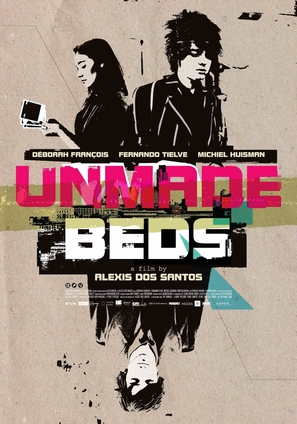 Unmade Beds - Belgian Movie Poster (thumbnail)