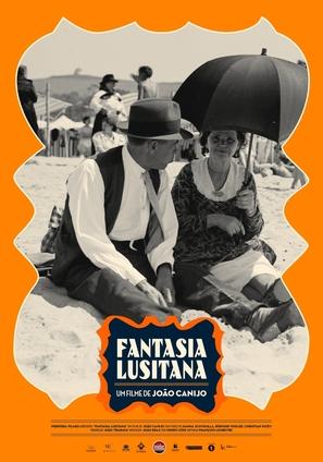 Fantasia Lusitana - Portuguese Movie Poster (thumbnail)