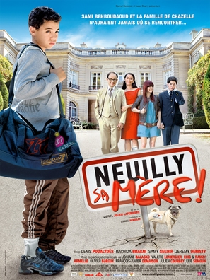 Neuilly sa mère - French Movie Poster (thumbnail)