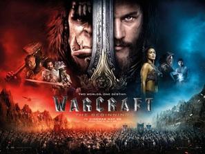 Warcraft - British Movie Poster (thumbnail)
