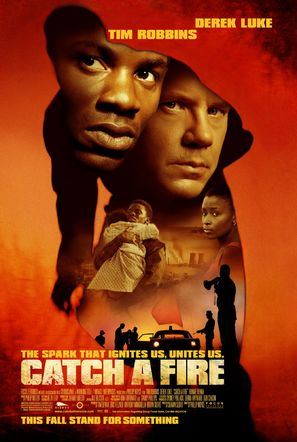 Catch A Fire - Movie Poster (thumbnail)