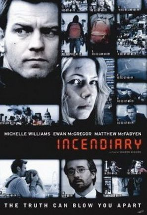 Incendiary - British Movie Poster (thumbnail)