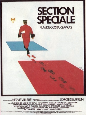 Section spéciale - French Movie Poster (thumbnail)