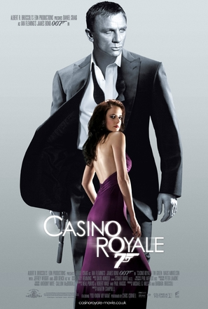 Casino Royale - British Theatrical movie poster (thumbnail)
