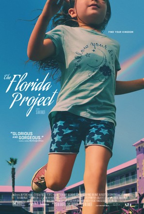 The Florida Project - Movie Poster (thumbnail)