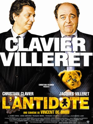 Antidote, L' - French Movie Poster (thumbnail)