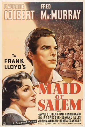 Maid of Salem - Movie Poster (thumbnail)