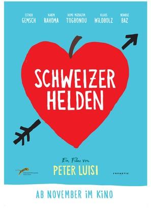 Schweizer Helden - Swiss Movie Poster (thumbnail)