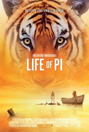 Life of Pi - Teaser movie poster (thumbnail)