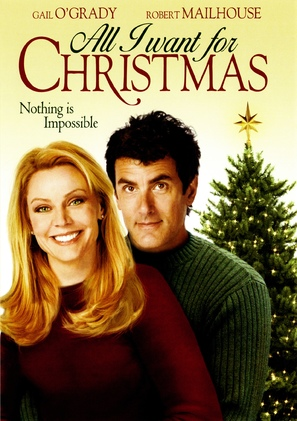 All I Want for Christmas - DVD movie cover (thumbnail)