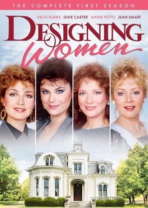 """Designing Women"" - DVD cover (thumbnail)"