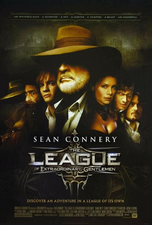 The League of Extraordinary Gentlemen - Movie Poster (thumbnail)