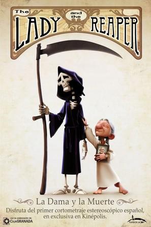 La dama y la muerte - Movie Poster (thumbnail)
