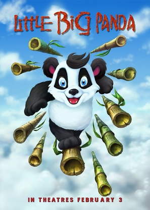 Little Big Panda - Movie Poster (thumbnail)