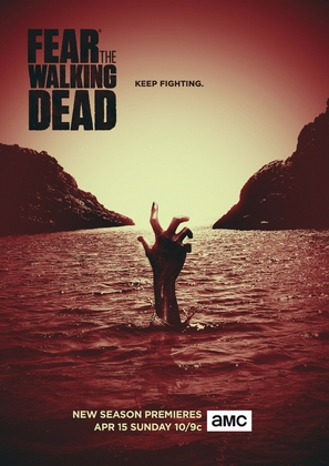 """Fear the Walking Dead"" - Movie Poster (thumbnail)"
