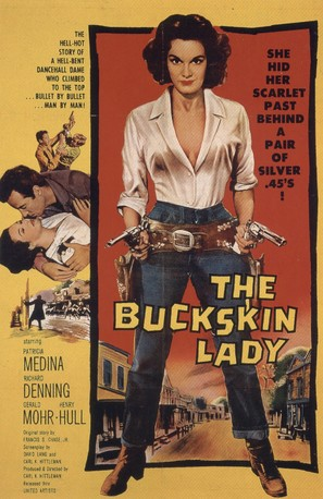 The Buckskin Lady - Movie Poster (thumbnail)