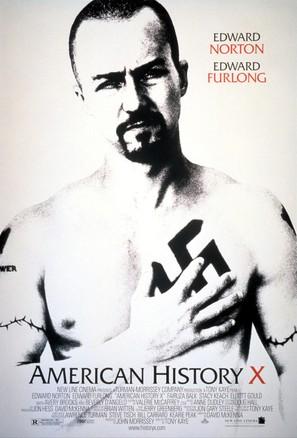 American History X - Movie Poster (thumbnail)