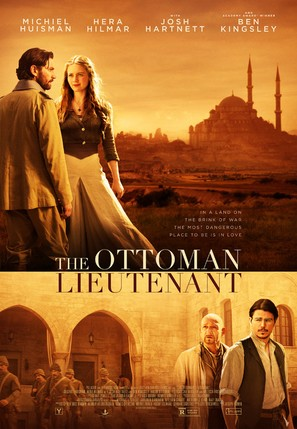 The Ottoman Lieutenant - Movie Poster (thumbnail)