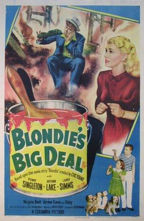 Blondie's Big Deal