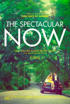 The Spectacular Now - Movie Poster (thumbnail)