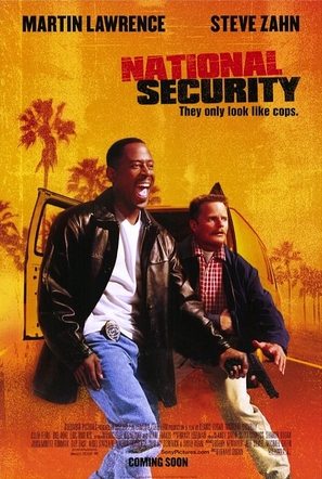 National Security - Movie Poster (thumbnail)