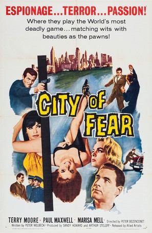 City of Fear - Movie Poster (thumbnail)