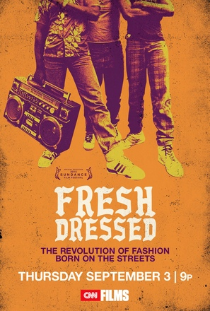 Fresh Dressed - Movie Poster (thumbnail)