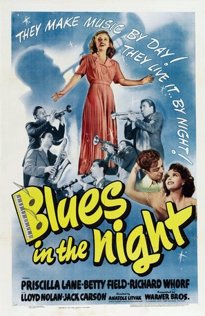 Blues in the Night - Movie Poster (thumbnail)