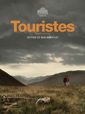 Sightseers - French Movie Poster (thumbnail)