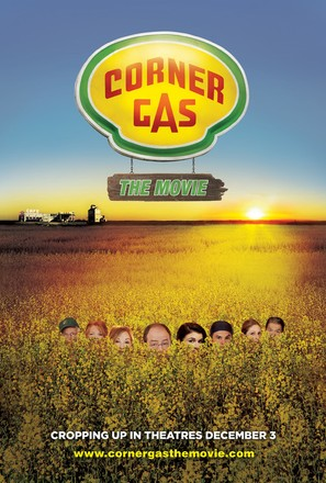 Corner Gas: The Movie - Canadian Movie Poster (thumbnail)
