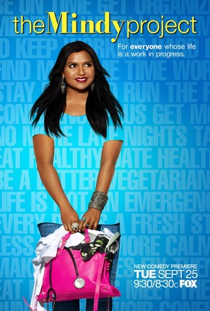 """""""The Mindy Project"""" - Movie Poster (thumbnail)"""