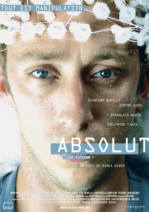 Absolut - French poster (thumbnail)