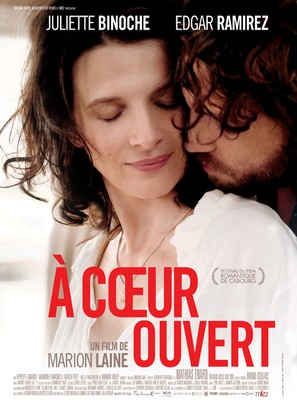 À coeur ouvert - French Movie Poster (thumbnail)