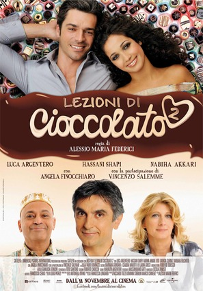 Lezioni di cioccolato 2 - Italian Movie Poster (thumbnail)