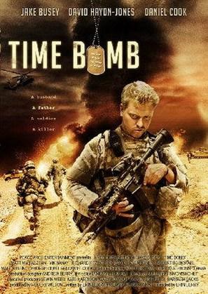 Time Bomb - Movie Poster (thumbnail)