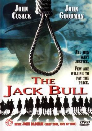 The Jack Bull - Dutch DVD cover (thumbnail)