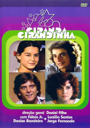 """Ciranda, Cirandinha"" - Brazilian Movie Cover (thumbnail)"