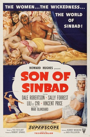 Son of Sinbad - Movie Poster (thumbnail)