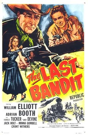 The Last Bandit - Movie Poster (thumbnail)