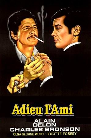 Adieu l'ami - French Movie Poster (thumbnail)