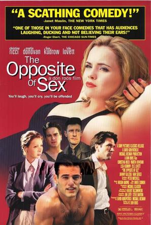 The Opposite of Sex - Movie Poster (thumbnail)