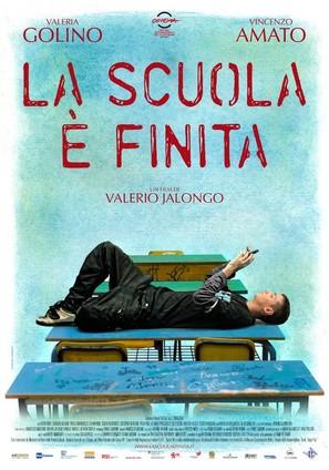 La scuola è finita - Italian Movie Poster (thumbnail)
