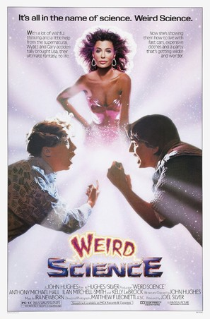 Weird Science - Movie Poster (thumbnail)