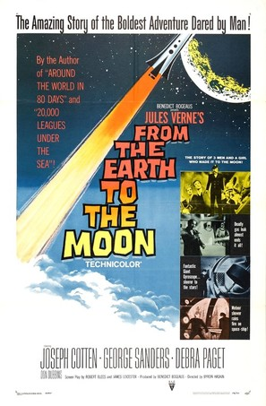From the Earth to the Moon - Movie Poster (thumbnail)
