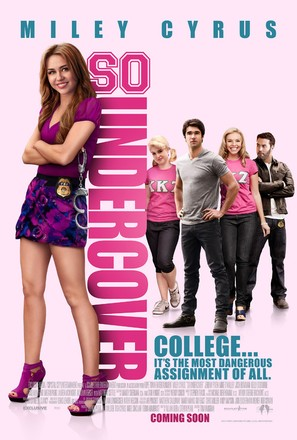 So Undercover - Movie Poster (thumbnail)
