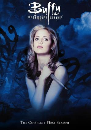 """Buffy the Vampire Slayer"" - DVD movie cover (thumbnail)"